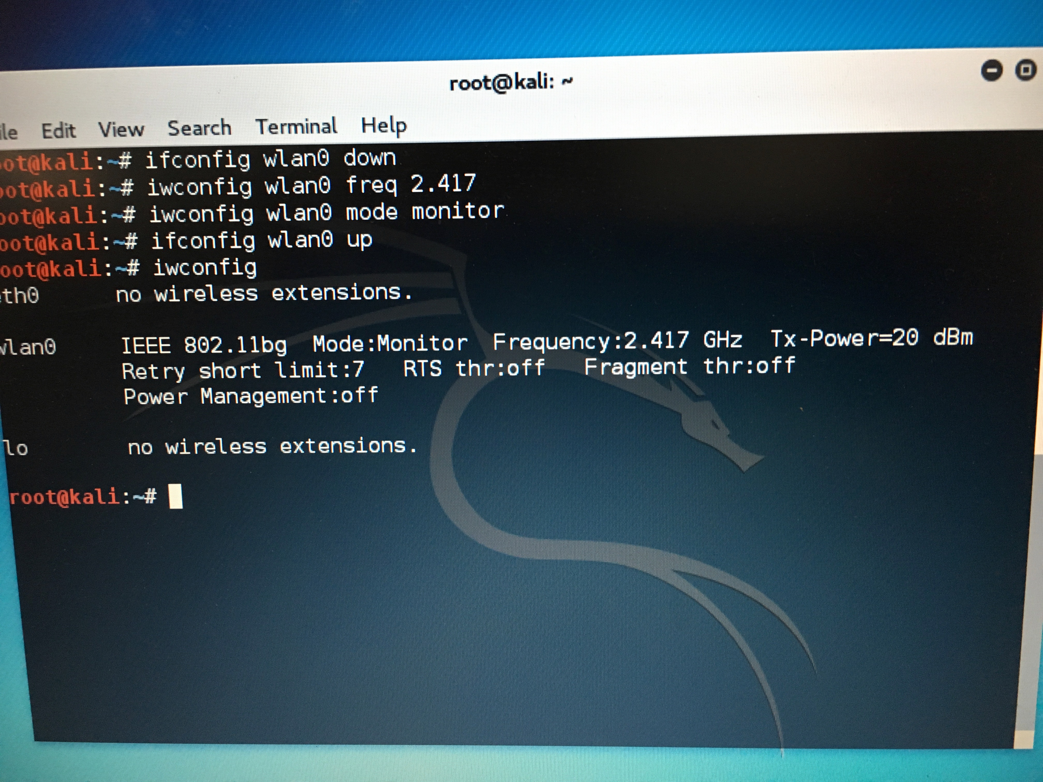 CellStream - Capturing Wi-Fi WLAN Packets in Wireshark on Linux