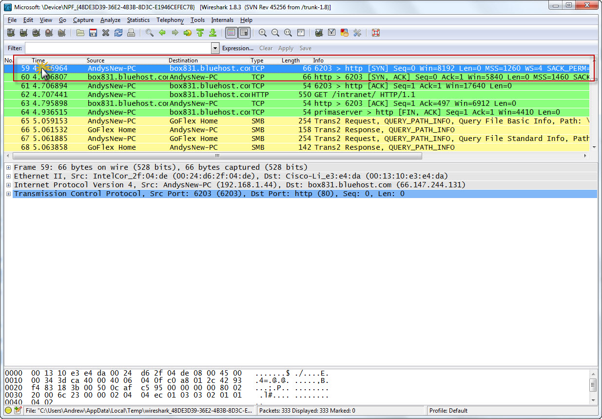 CellStream - Create ACL and Firewall Rules with Wireshark
