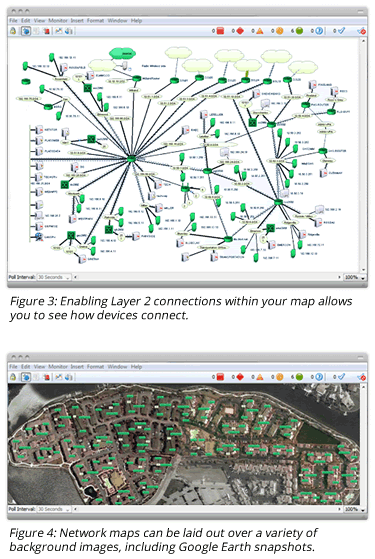 CellStream A List Of Network Monitoring Tools For Network And - Free network mapping tool