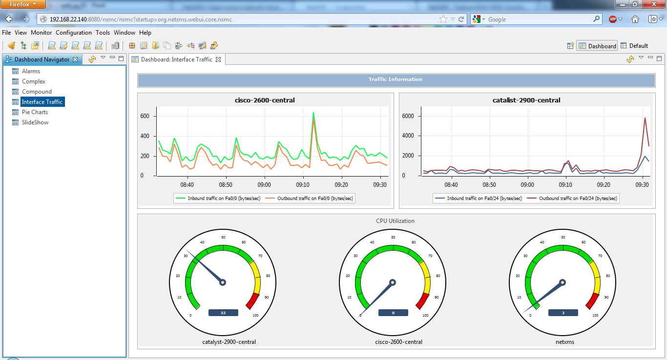 Cellstream A List Of Network Monitoring Tools For