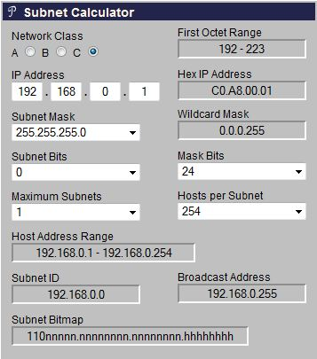 Subnet_Calculator